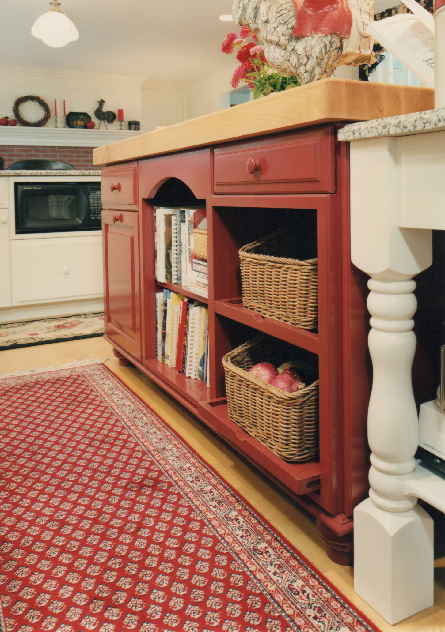 Country Kitchen – Red