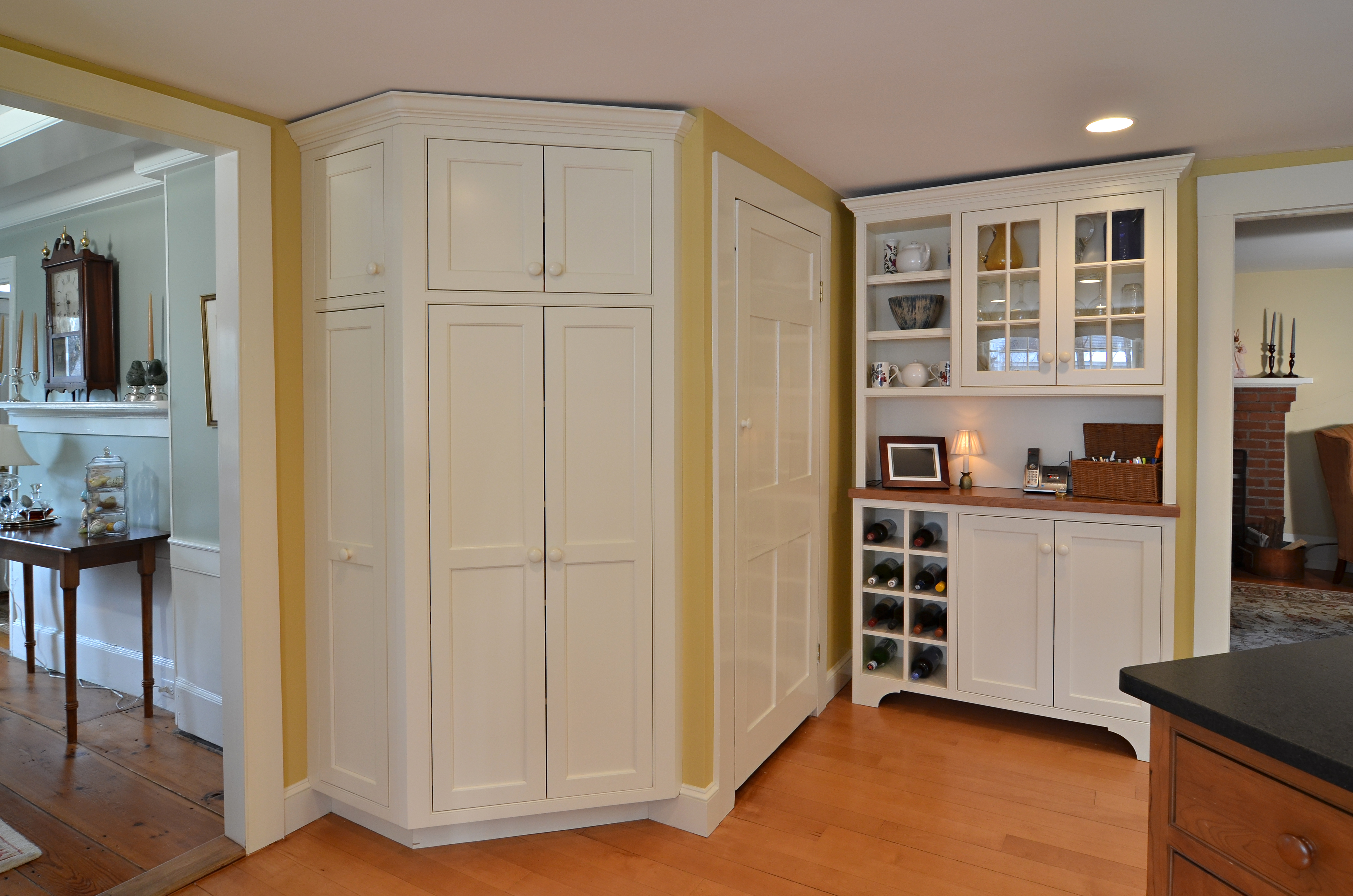 CURRIER KITCHEN PANTRY