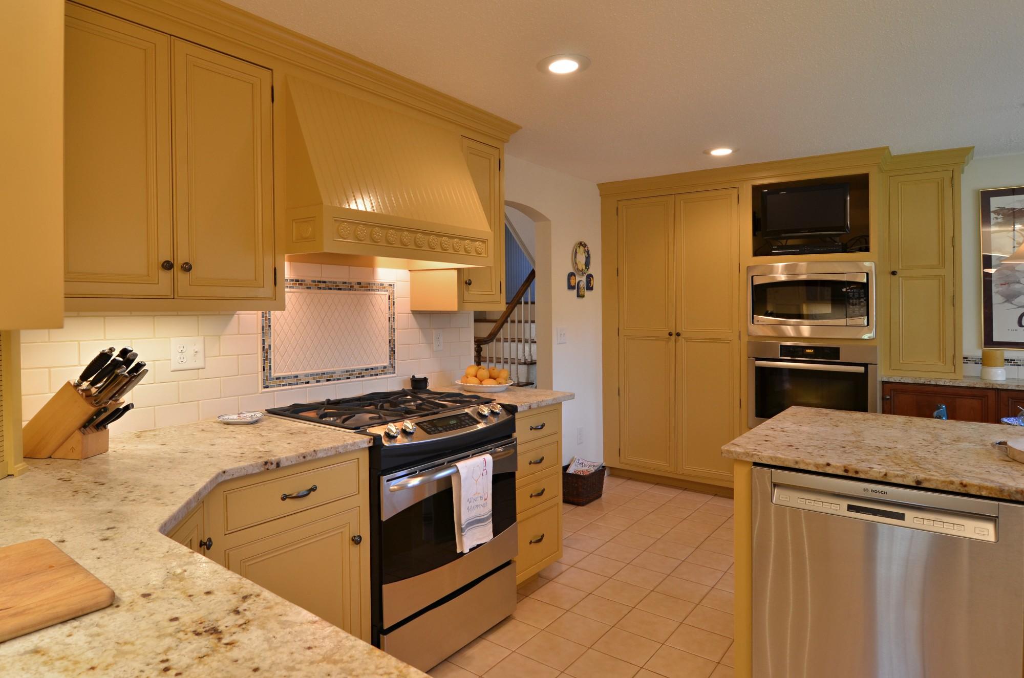 storybrook counter and rang | currier kitchens