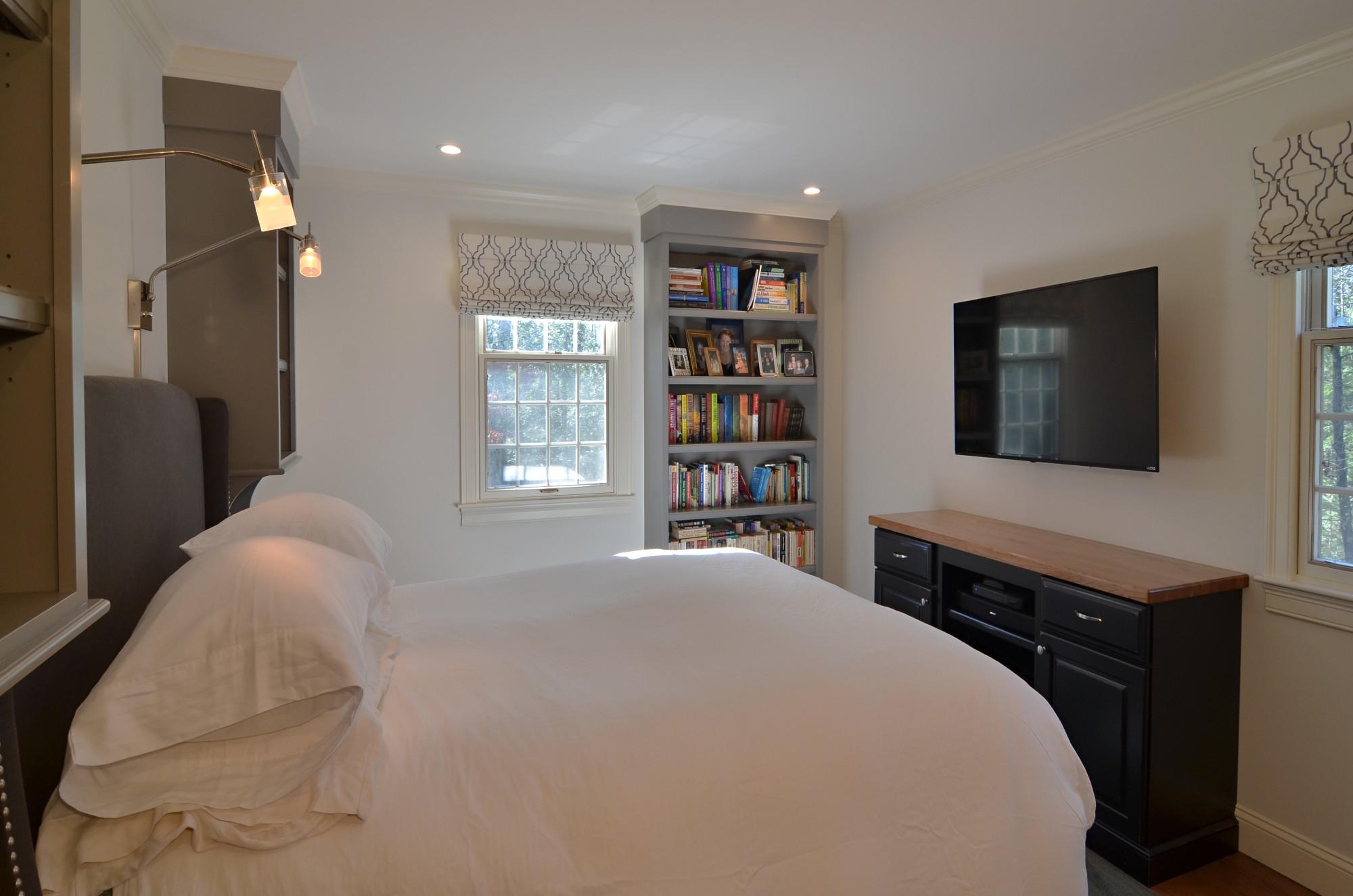 storybrook master bedroom | currier kitchens